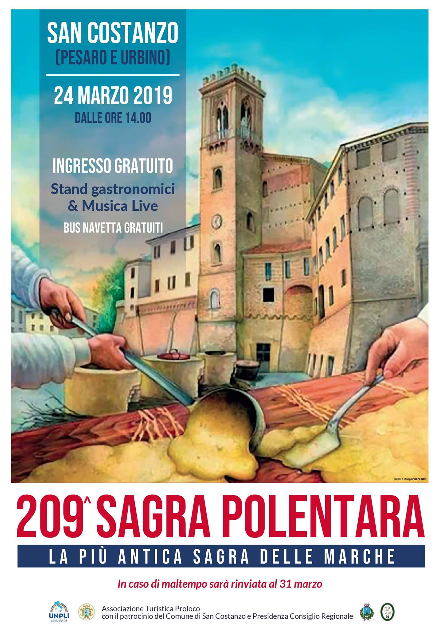 sagra polentara 2019
